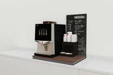 Kávový koutek Counter Top 900