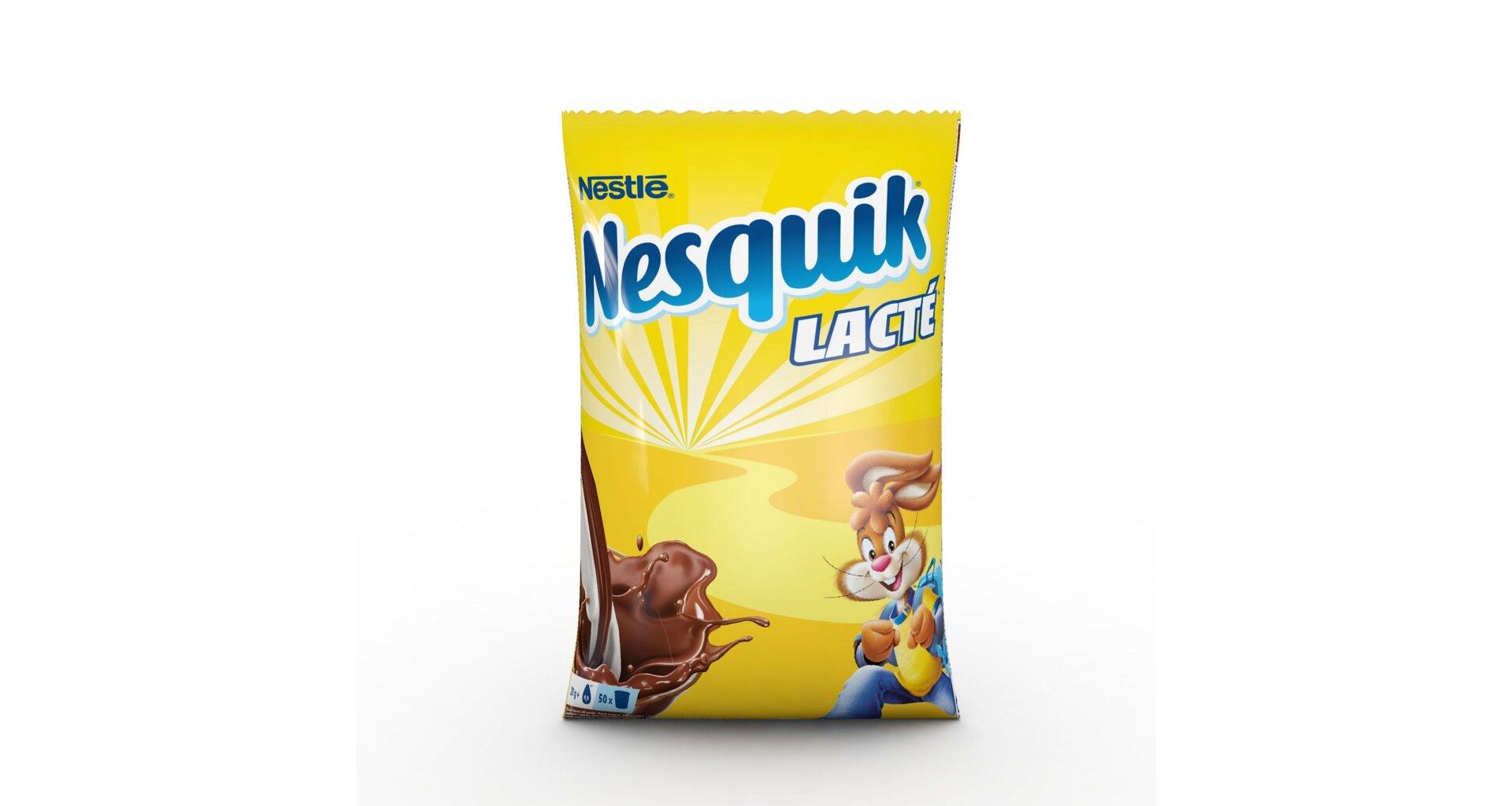Nestlé Nesquik Lacté