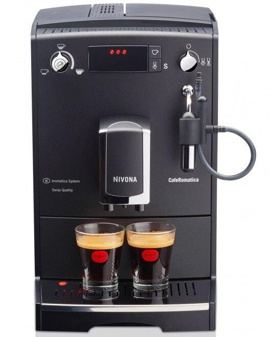 Nivona CafeRomantica NICR 520