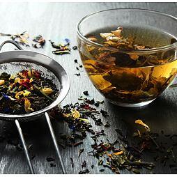 Sypané čaje
