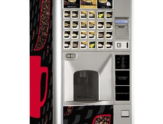 Automat Rhea Luce X2 kombi