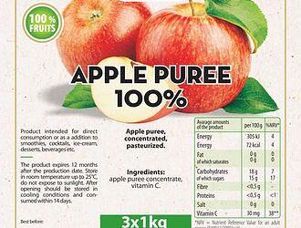 pyre jablko